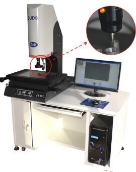 VT探针加影像复合式影像测量仪